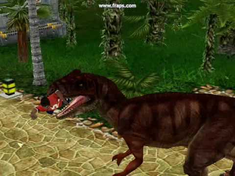 Jurassic Park: The Return ep 8
