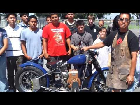 Rancho Alamitos High School 2012 Auto Shop Project