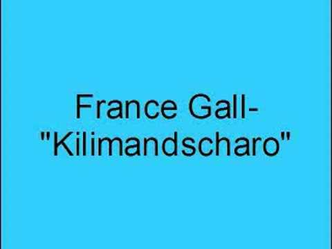 France Gall - Kilimandscharo