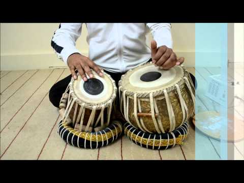 Tabla Lesson For Beginners 2 video