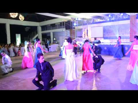 Villaflores College Dance Presentation 1st year BSED,BEED and BSBA