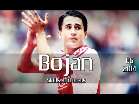 Bojan Krkic - Goals | Skills | DGSOCCERVIDEOS