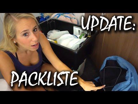 Weltreise Packliste Aussortiert - Update Nach 5 Monaten Auf Reise [Backpacking Packliste]