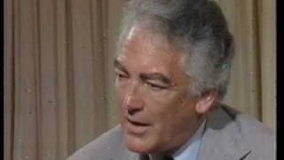 Richard Bonynge Interviewed On Tv By John Cargher In 1986