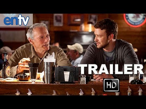 Trouble With The Curve Official Trailer [HD]: Justin Timberlake, Clint Eastwood & John Goodman