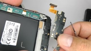 Galaxy Note 1 Disassemble Repair & Assemble - Screen & Case Replacement