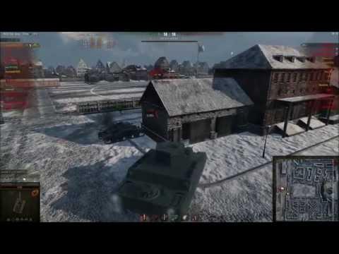 World of Tanks, O-I Experimental, czyli Sumo