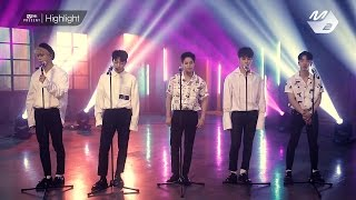 [Mnet present] 하이라이트 (Highlight) - Sleep tight