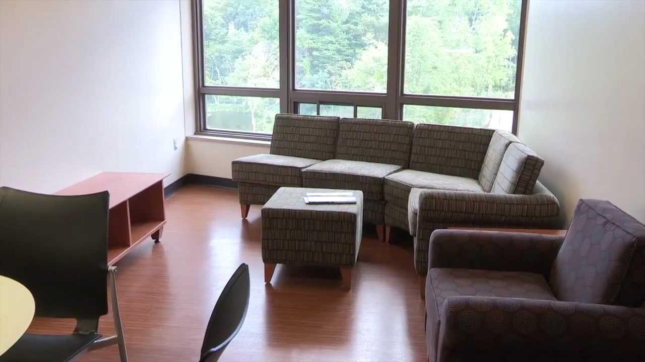 Quad Dorm Room