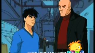 Jackie Chan Adventures [Tamil] - Episode 01(01) -  The Dark Hand