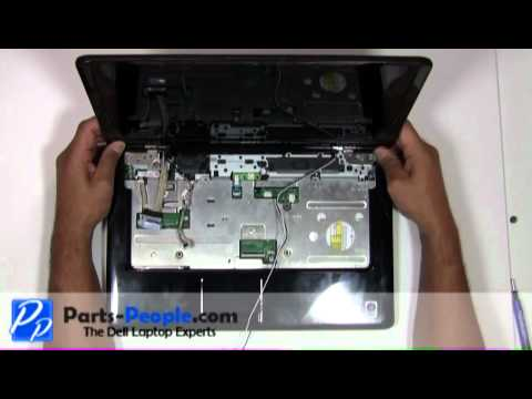 Dell Inspiron 1545   LCD Display Assembly Replacement   How-To-Tutorial