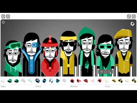Incredibox V3 [Easy Combo]