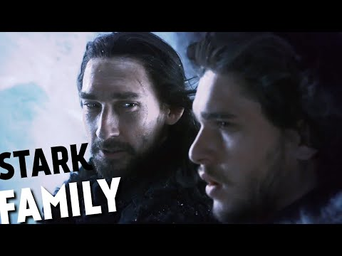 Stark Family Tree - Game of Thrones