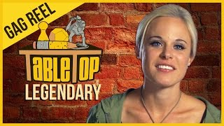 Tabletop Legendary: Gag Reel