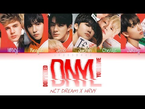 Download NCT DREAM X HRVY- DNYL Don't Need Your Love SM STATION 3 Han|Rom|Eng|가사 Color Coded s Mp4 baru