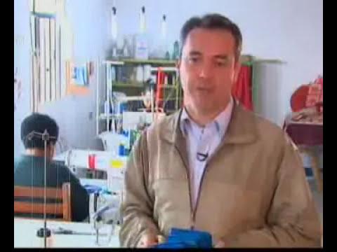 Matéria Idéia Lucrativa - Paraná TV - Parceria Solidarium, PEPSICO, Wal Mart e TerraCycle