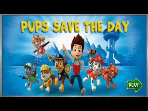 PAW Patrol 3D -Pups Save the Day Episode Game-For Disney Children Movie Cartoons