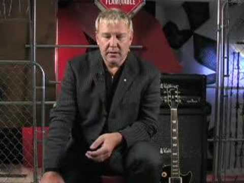 Alex Lifeson - 2007 Interview