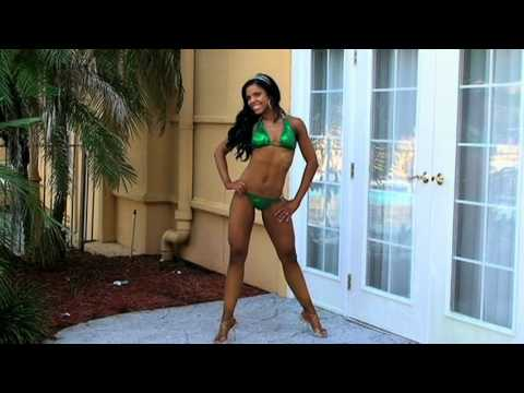 Muscle Box TV with Elisa Tavara @ NPC Lakeland Classic Photoshoot