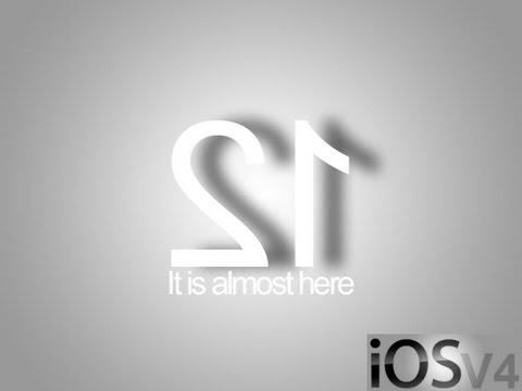 iOS ROM V4 teaser #2