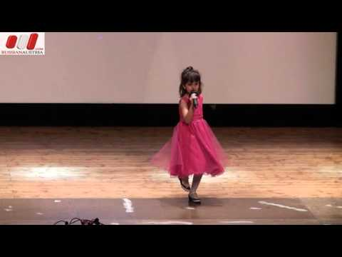 """Bez radio ne moga"" Ivayla Matsina (Vocal). Sofia. Bulgaria. Vienna Stars 2016 by RussianAustria"