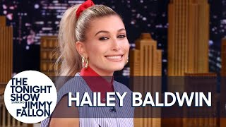 Download Lagu Hailey Baldwin Shares Her Life Hack for Opening Beer Bottles Gratis STAFABAND