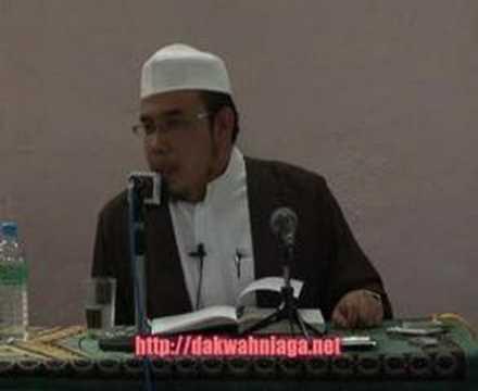 09Jul07 : Dr Asri, Mufti Perlis ( 1 / 9 )
