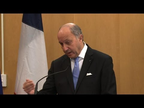 French FM: Syria has used chemical arms since October