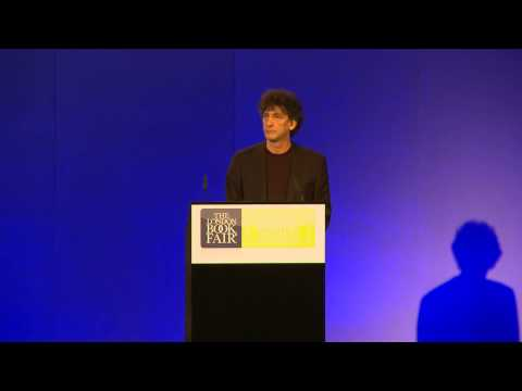 LBF 2013 | Digital Minds Conference | Neil Gaiman keynote