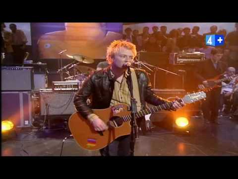 Radiohead - High And Dry (Live Jools Holland 1995) (High Quality video) (HD)
