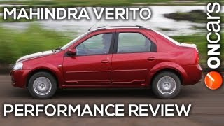 Mahindra Verito (facelift) - Performance Review