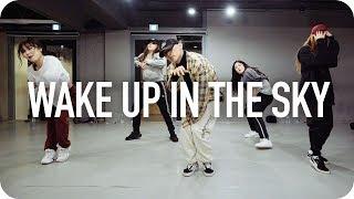 Wake Up In The Sky Gucci Mane Bruno Mars Kodak Black Eunho Kim Choreography