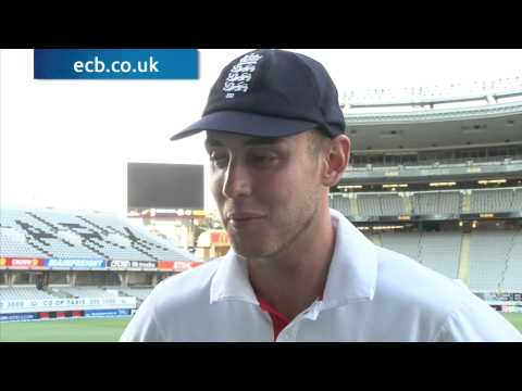 Exclusive as Broad talks about the crazy DRS incident