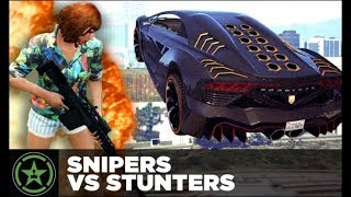 GTA5 SNIPERS VS STUNERS*