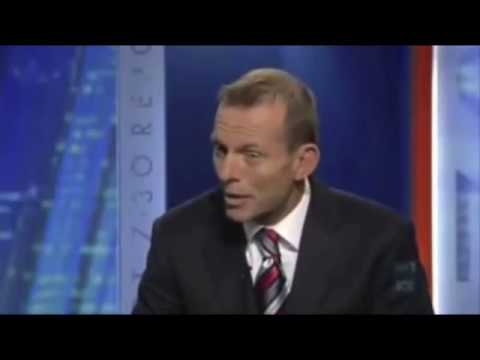 Tony Abbott Grand Slam