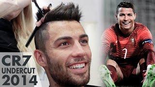 Hairstyle Like Cristiano Ronaldo CR7 | Slikhaar TV 2014 | Men