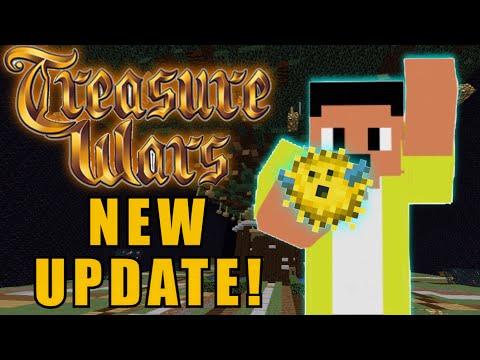 Treasure Wars Update! New OP Class+ more