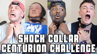 Shock Collar Centurion Challenge | WheresMyChallenge w/ TGFbro