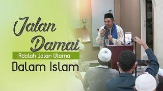 Shubuh Berjamaah Surabayaa - Jalan Damai Adalah Jalan Utama Ummat Islam