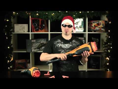 Rodes Julecamp - Nerf Swarmfire & Speedswarm