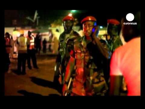 Market bomb blast hits Nigeria