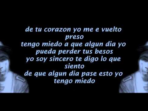 Miedo A Perderte - Rap Romantico (con letra) - Soldado Kallejero