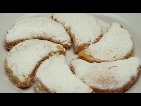 Almond Butter Cookies Recipe | Easy Moon Biscuits
