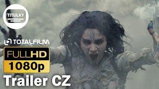 Mumie (2017) CZ HD trailer