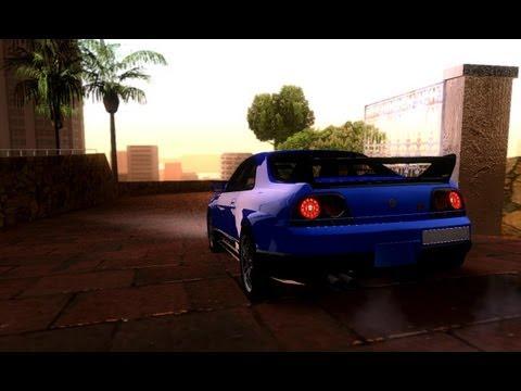 Nissan Skyline GT-R R-33 v2.0