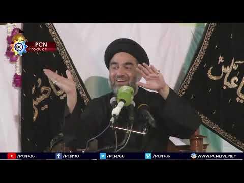 6th Muharam Majlis 6 September 2019 Maulana Syed Ali Raza Rizvi