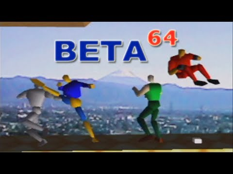 Beta64 - Super Smash Bros.