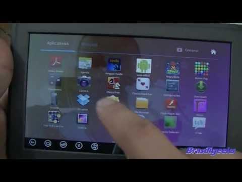 Tablet DL HD7 Plus/ Everest - Unboxing e primeiras impressões