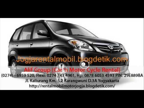 Mobil YOGYAKARTA, HARGA Rental Mobil jOGJA, Sewa Mobil Murah di Jogja