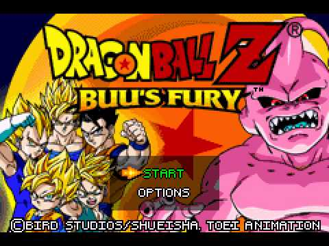Dragon Ball Z - Buu